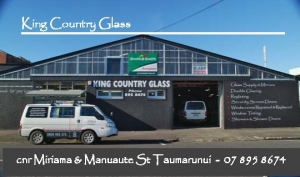 King Country Glass