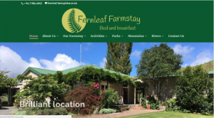 Fernleaf Farmstay – Bed and Breakfast Accommodation