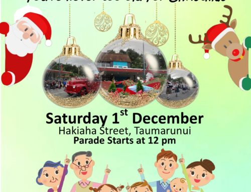 2018 Christmas Parade – Register Now!